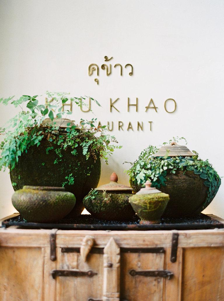 Raya heritage restaurant pots