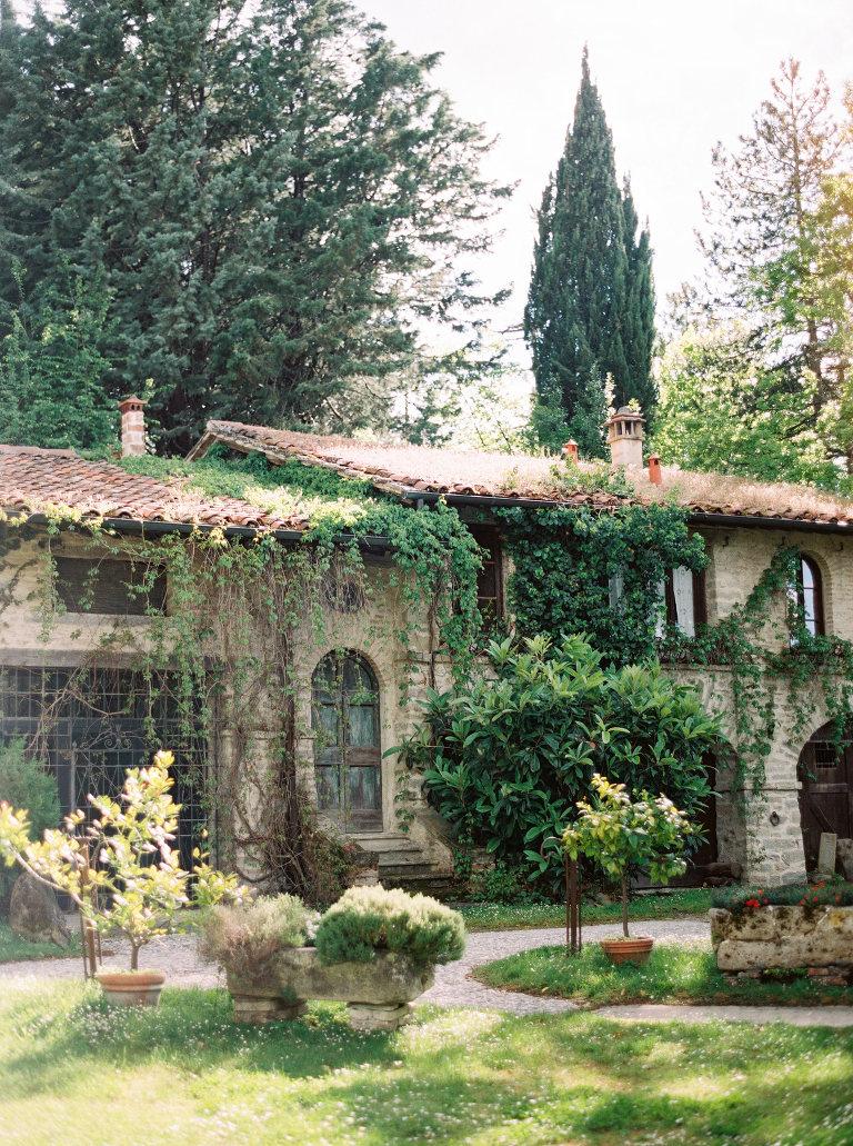 Wedding in Tuscany, Italy