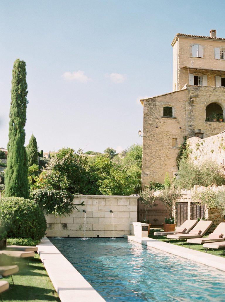 La Bastide in Gordes, Provence, France