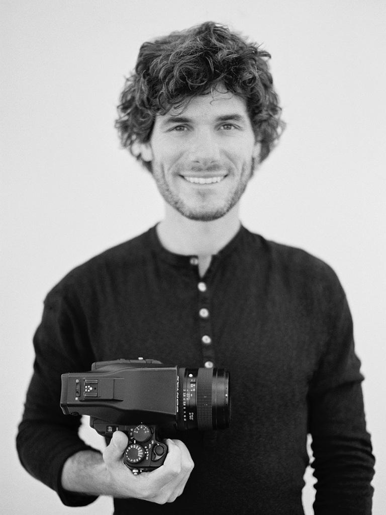 Stepan Vrzala Fine Art Film Photographer based in Europe